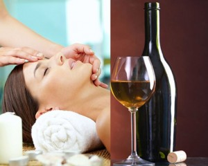 How Wine Benefits Skin
