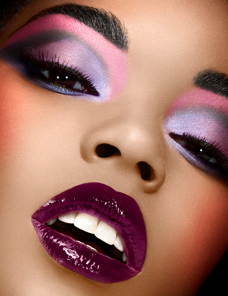 Dazzling Eye Makeup Tricks For Black Women